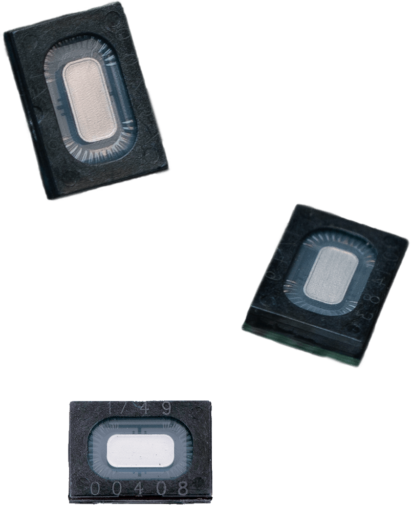 MEMS microspeakers